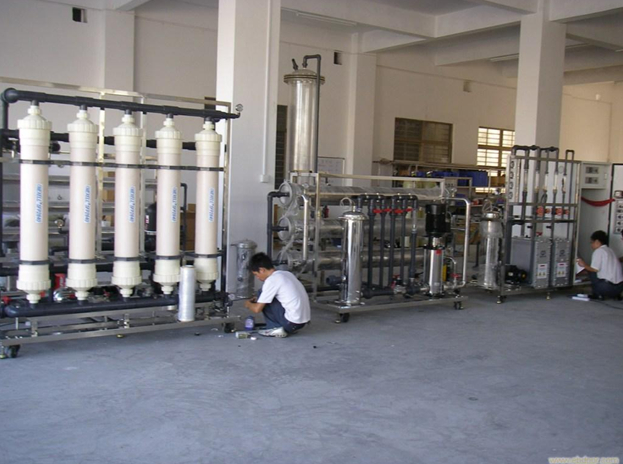 承接大中小水处理安装